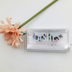 customized eyelash packaging boxes,