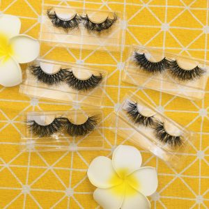 Mink Eyelash Exhibition