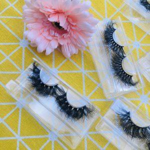 3d artificial mink eyelashes factory