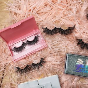 wholesale luxury mink lashes