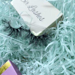 eyelashes paper box factory