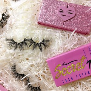 cheap custom eyelash box