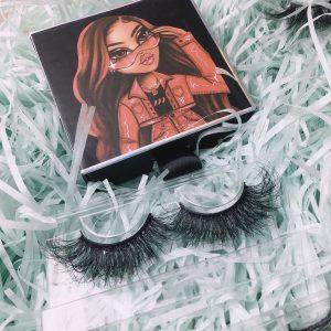 wholesale mink eyelash vendors