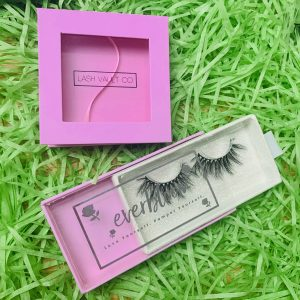 china mink fur eyelash factory