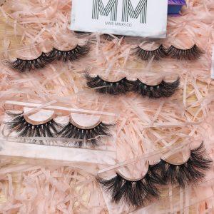 wholesale 3d mink lashes in bulk