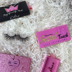 Custom Eyelash Packaging Box
