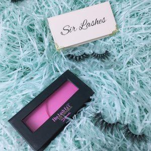 hardboard eyelash boxes