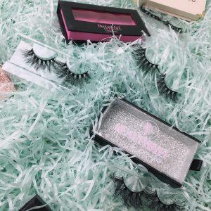eyelash box supplier