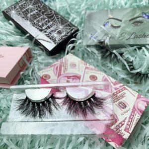 wholesale 3D mink lashes vendor