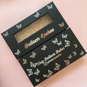 Wholesale Custom Eyelash Box